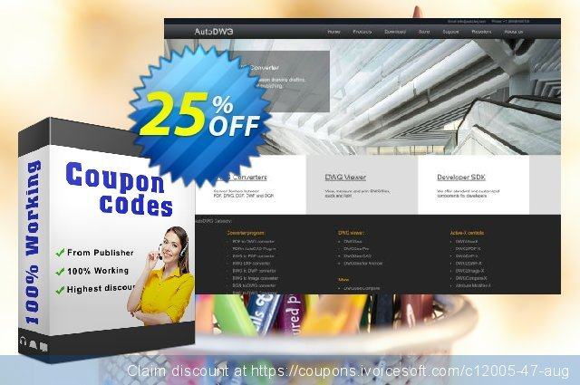 AutoDWG Attribute Modifier discount 25% OFF, 2020 Happy New Year offering sales