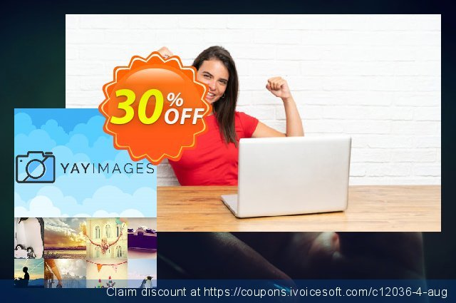 Yay Images Subscriptions Yearly discount 30% OFF, 2021 Mother Day offer. 30% OFF Yay Images Subscriptions Yearly, verified