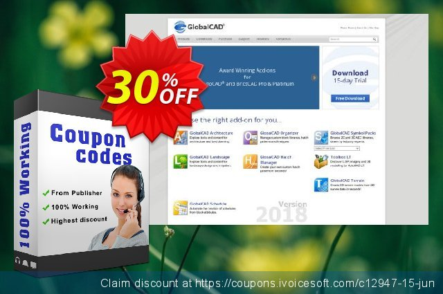 GlobalCAD Symbols Pack 3 discount 30% OFF, 2020 Exclusive Student discount offering sales