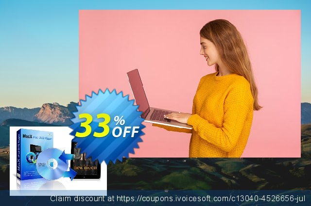 MacX iPad DVD Ripper discount 33% OFF, 2019 Thanksgiving Day offering sales