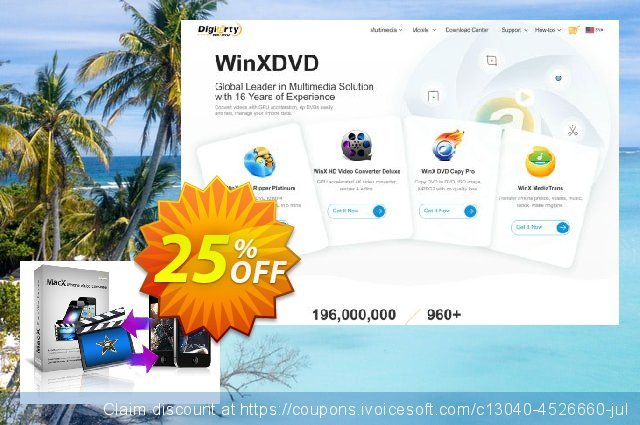 MacX iPhone Video Converter discount 25% OFF, 2020 American Independence Day offering sales