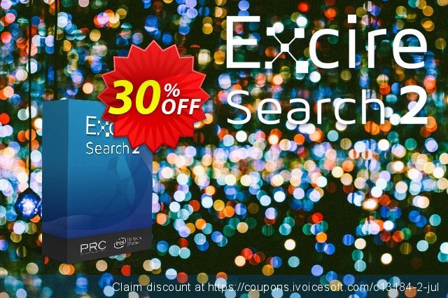 Excire Search 2 (Mac and Windows) discount 20% OFF, 2021 National Savings Day offering sales. 20% OFF Excire Search 2, verified