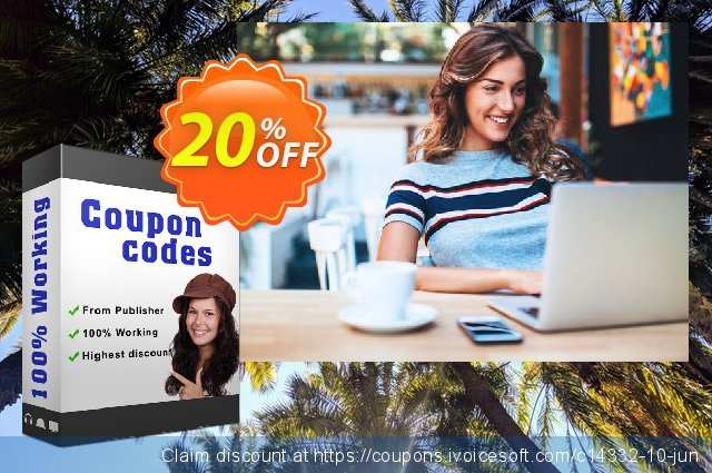 321Soft Video Converter for Mac discount 20% OFF, 2019 Student deals promo