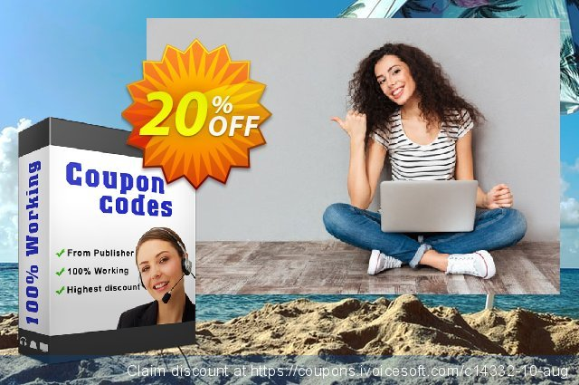 321Soft Video Converter for Mac discount 20% OFF, 2020 Exclusive Student discount offering sales