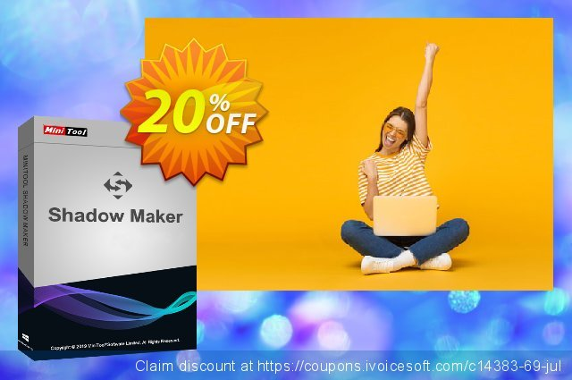 MiniTool ShadowMaker Business discount 20% OFF, 2020 Back-to-School promotions promotions