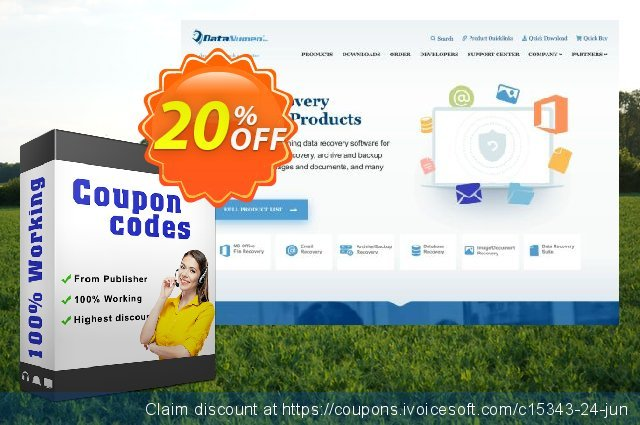 BestRecovery for Outlook discount 20% OFF, 2021 New Year offering sales