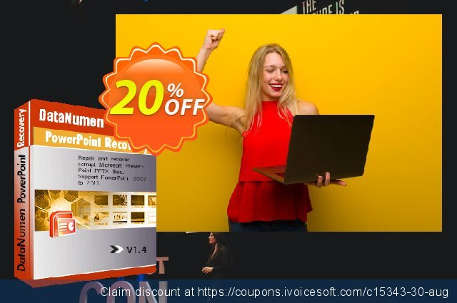 DataNumen PowerPoint Recovery discount 20% OFF, 2019 April Fools' Day offering deals