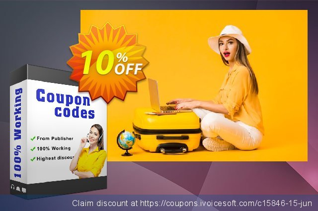 CamVerce 5 user license discount 10% OFF, 2020 Back to School offer discount