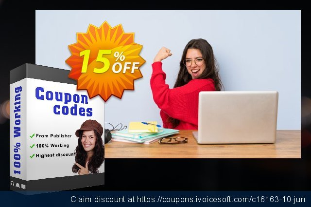 EximiousSoft PDF  Editor discount 15% OFF, 2020 Summer offer
