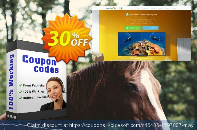 iPad Video Converter Factory Pro discount 30% OFF, 2020 Labour Day offering sales