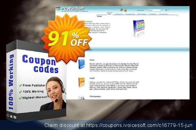 1AVCenter Full Edition discount 91% OFF, 2020 American Independence Day offering sales