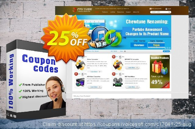Pavtube 3GP Converter Ultimate discount 25% OFF, 2021 Happy New Year offering sales