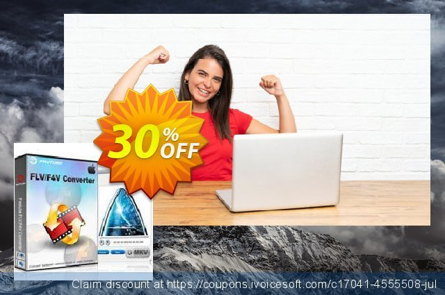 Pavtube FLV/F4V Converter for Mac discount 30% OFF, 2019 Thanksgiving Day offering sales