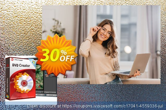 Pavtube DVD Creator discount 30% OFF, 2020 Back to School season offering sales