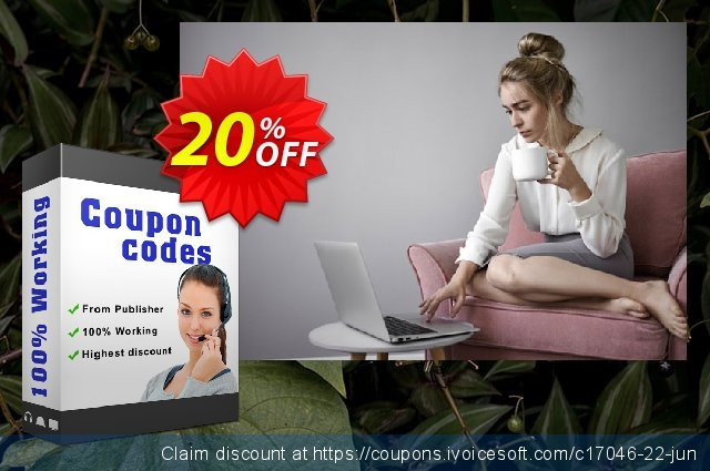 OJOsoft WAV to MP3 Converter discount 20% OFF, 2020 Halloween promo sales