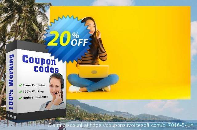 OJOsoft iPhone Video Converter discount 20% OFF, 2020 American Independence Day offer