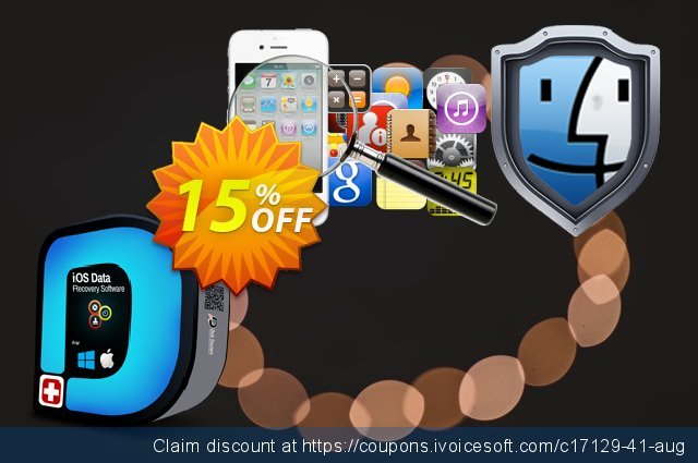 Disk Doctors iOS Data Recovery for Windows  신기한   제공  스크린 샷