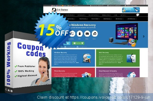 Disk Doctors Email Recovery (DBX) discount 15% OFF, 2020 Student deals deals