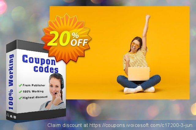 Moyea PPT to DVD Burner Pro discount 20% OFF, 2020 New Year's Weekend offering sales