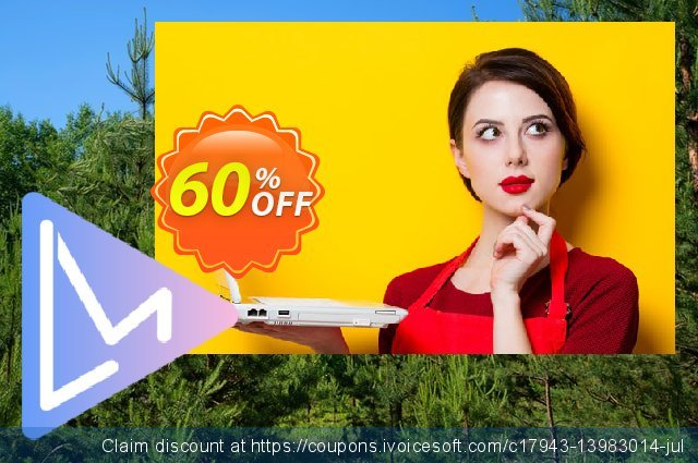 Apowersoft LightMV Yearly Subscription discount 30% OFF, 2020 Back to School promo offering sales