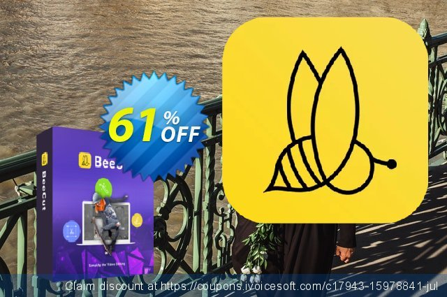 Get 53% OFF BeeCut Yearly deals