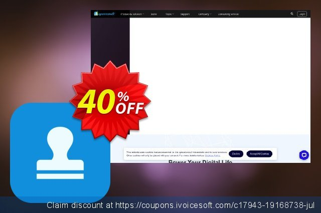 Apowersoft Watermark Remover Personal License (Yearly) 惊人的 优惠券 软件截图