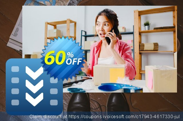 Apowersoft Video Downloader for Mac Personal License discount 30% OFF, 2020 American Independence Day discount