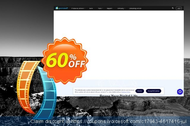 Apowersoft Video Converter for Mac Personal License  대단하   매상  스크린 샷