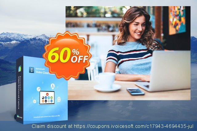 Apowersoft Video Download Capture 1 year license  대단하   세일  스크린 샷