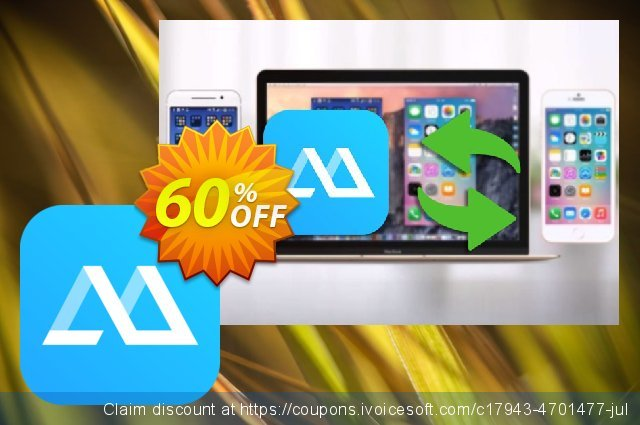 ApowerMirror Yearly discount 65% OFF, 2020 Happy New Year offering sales