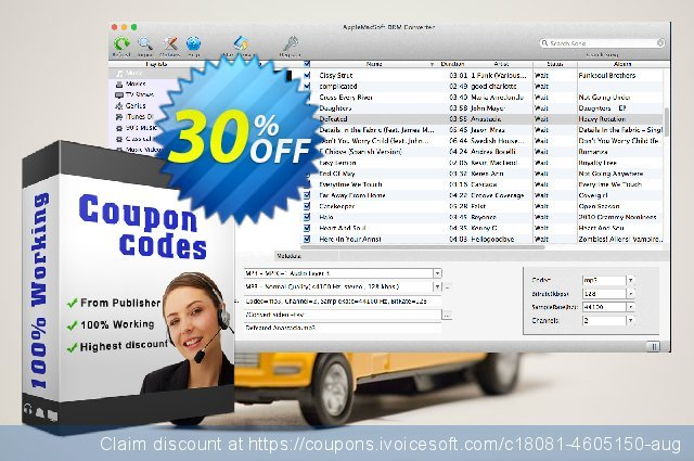Easy DRM Converter for Mac Screenshot