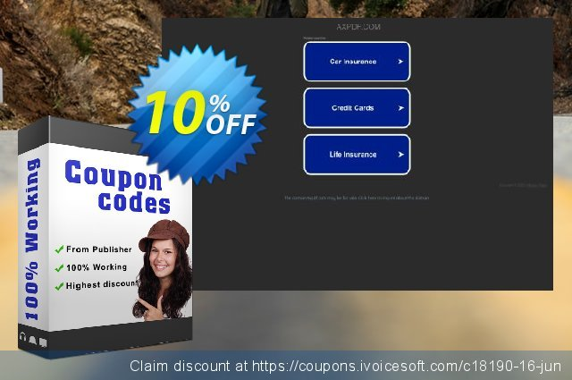 aXmag Flip-Maker: PDF to Flash Converter discount 10% OFF, 2020 Fourth of July promotions