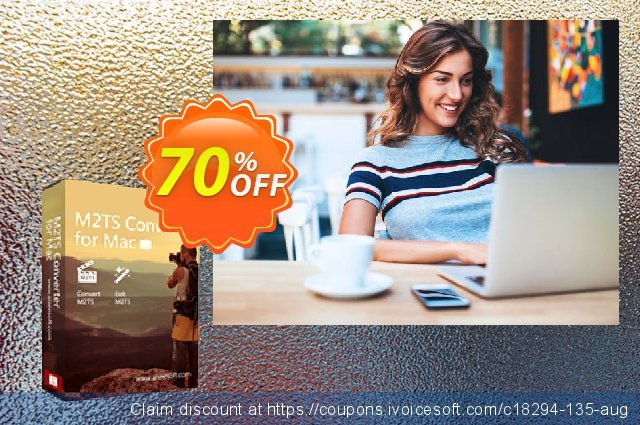 Aiseesoft M2TS Converter for Mac discount 40% OFF, 2019 Teacher deals offering sales