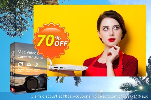 Aiseesoft M4V Converter for Mac discount 40% OFF, 2019 New Year's Weekend offering sales