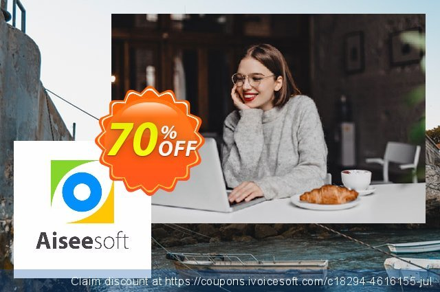 Aiseesoft Creator Bundle discount 40% OFF, 2019 College Student deals offering sales