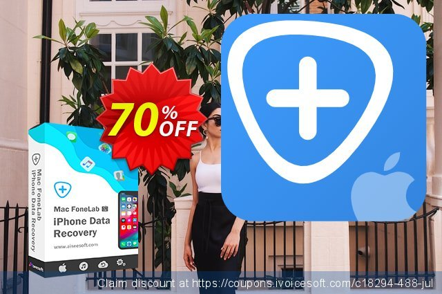 Aiseesoft Mac FoneLab discount 40% OFF, 2019 Summer deals