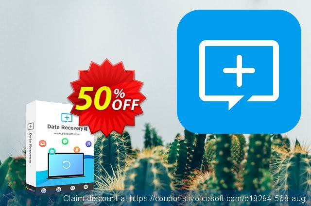 Aiseesoft Data Recovery discount 40% OFF, 2019 Women Day deals