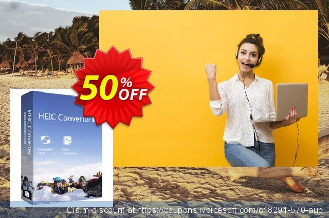 Aiseesoft HEIC Converter for Mac discount 40% OFF, 2019 Exclusive Student deals offering sales