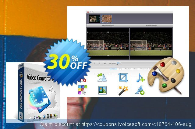 Leawo Video Converter for Mac Lifetime  신기한   제공  스크린 샷