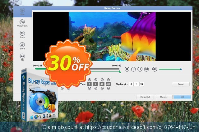 Leawo Blu-ray Ripper for Mac [LIFETIME] discount 30% OFF, 2021 Mother's Day offering sales. Leawo coupon (18764)