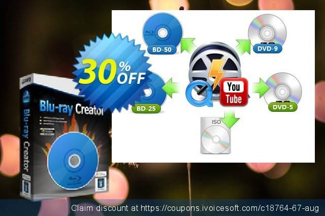 Leawo Blu-ray Creator discount 30% OFF, 2021 Labour Day offering sales. Leawo coupon (18764)