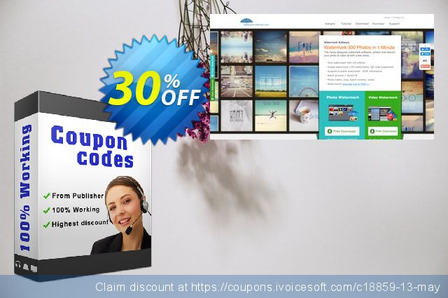 Aoao Watermark (Business) discount 30% OFF, 2019 Thanksgiving deals