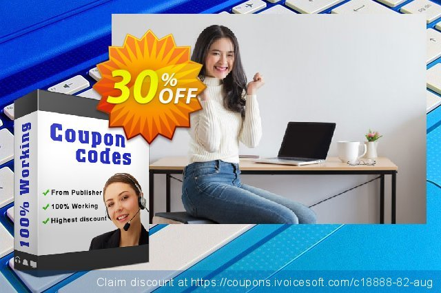 Doremisoft PDF Converter discount 30% OFF, 2020 Back to School deals offering discount