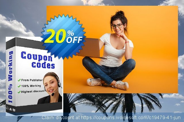 Get 20% OFF ThunderSoft Video Converter for Mac promo sales