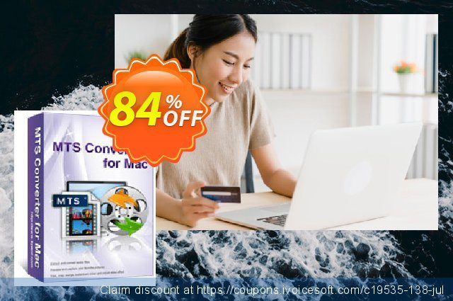 Tipard MTS Converter for Mac discount 84% OFF, 2020 Spring offer