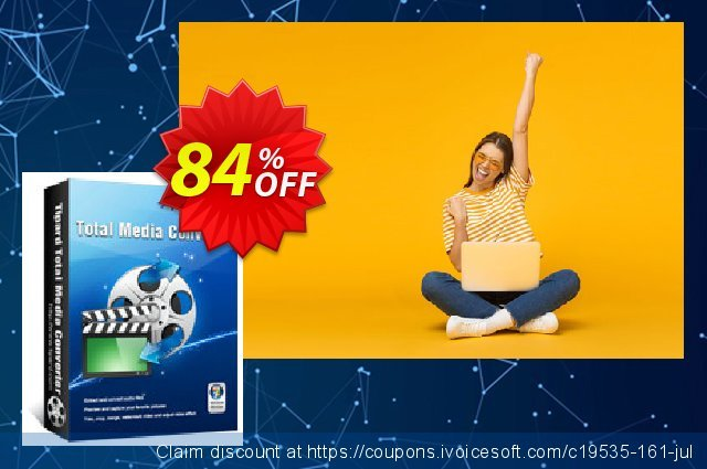 Tipard Total Media Converter Lifetime License  신기한   할인  스크린 샷