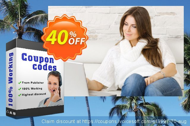 3herosoft MP4 Converter for Mac discount 40% OFF, 2020 Back to School promotion offering sales