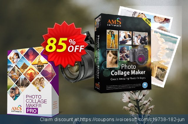AMS Photo Collage Maker PRO discount 70% OFF, 2020 College Student deals deals