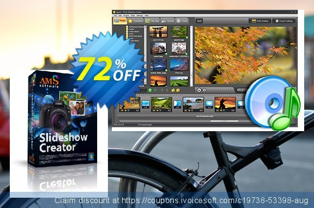 Photo Slideshow Creator Lite discount 72% OFF, 2020 Back to School coupons offering sales