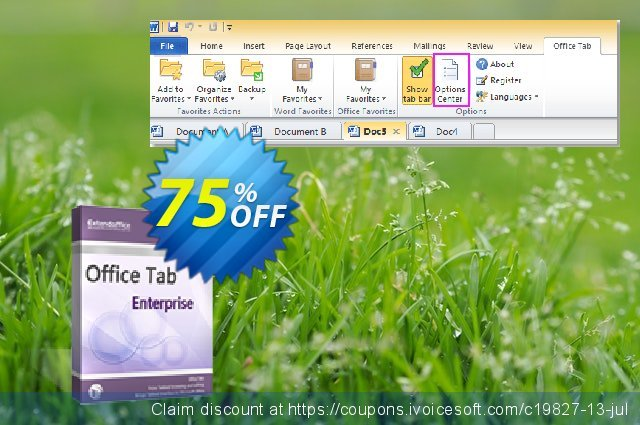 Office Tab Enterprise discount 70% OFF, 2020 Halloween offering sales